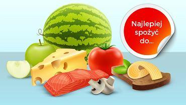 Datę przydatności do spożycia wielu produktów spożywczych można znacząco przedłużyć dzięki odpowiedniemu przechowywaniu