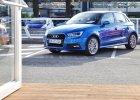 Audi A1 FL | Pierwsza jaz