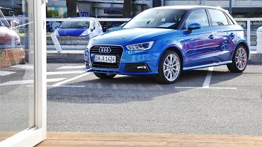 Audi A1 FL