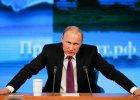 """""""Putin r�n�� g�upa"""". Komentatorzy po konferencji prasowej rosyjskiego prezydenta"""
