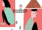 Psychologia: Niekt�re dzieci dzi�ki rozwodowi odzyskuj� rodzica, kt�ry do tej pory nie po�wi�ca� im czasu