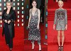 Stylizacje gwiazd z czerwonego dywanu BAFTA - oceniamy