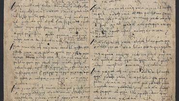 Rękopis w języku nahuatl ze zbiorów byłej Pruskiej Biblioteki Państwowej w Berlinie, który jest przechowywany w Bibliotece Jagiellońskiej UJ w Krakowie
