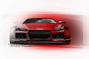 Salon Frankfurt 2013 | Audi Sport Quattro | 800 konny prezent urodzinowy