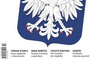 """Mocna ok�adka """"Tygodnika Powszechnego"""". God�o Polski, ale zmienione w bardzo znacz�cy spos�b..."""