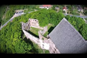 Ruiny zamku Świny. Magiczne miejsce tuż obok Bolkowa