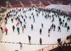 Zima w mieście na Stadionie Narodowym: hokej i disco lodowisko