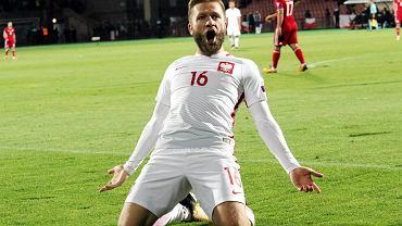 Polska - Armenia. Kuba Błaszczykowski