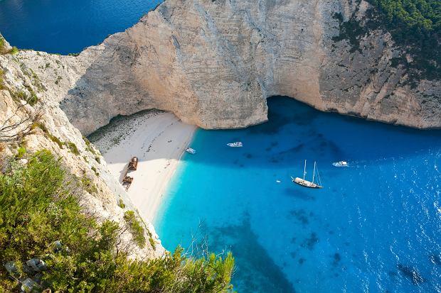 Malownicza wyspa Zakynthos w Grecji to sposób na idealne wakacje. Co warto tu zobaczyć? [TOP 5]