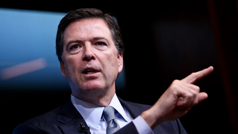 James Comey, szef FBI