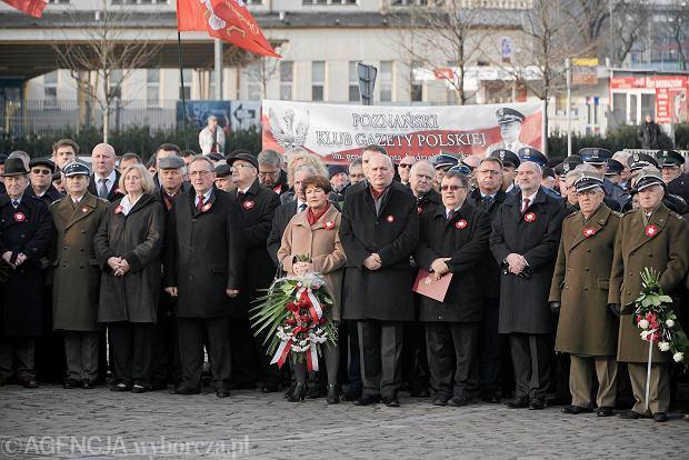 Obchody 97. rocznicy powstania wielkopolskiego