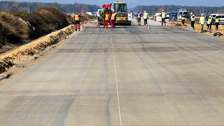 Budowa drogi S17 na odcinku Garwolin - Ryki