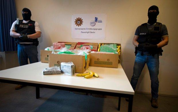 """Niemcy: Ponad 100 kilogramów kokainy trafiło do supermarketów Aldi. """"Pomyłka przemytników"""""""