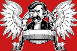 Lech Wałęsa jak Super Mario. Powstaje gra o człowieku z pikseli