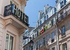 Hotel w Pary�u