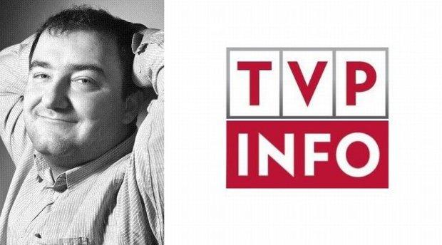 """Redaktor naczelny """"Forum"""" rezygnuje ze wsp�pracy z TVP Info"""