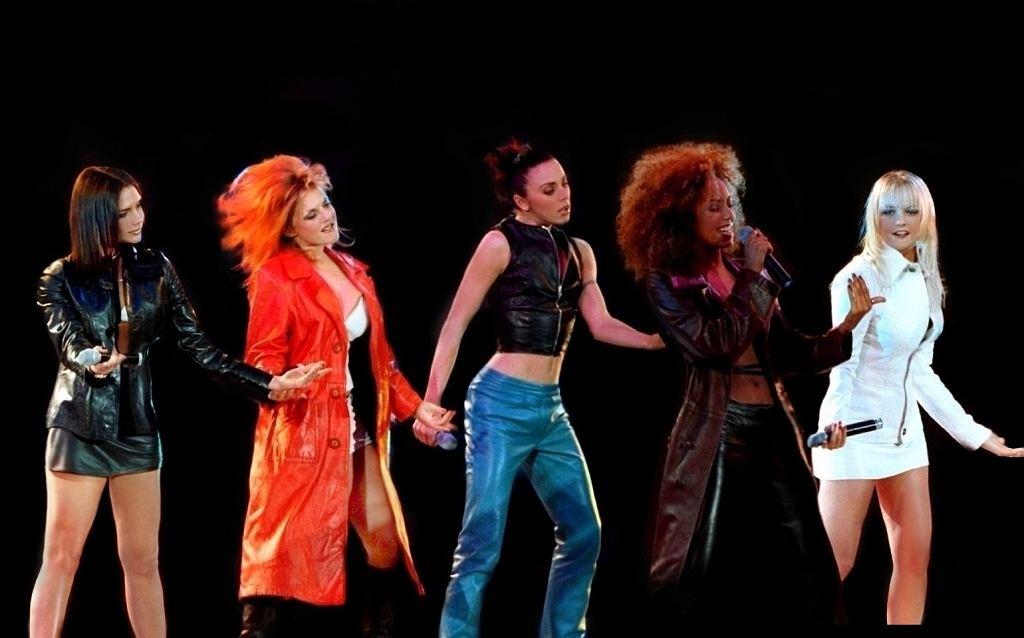 Spice Girls / wikimedia commons