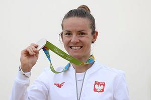 Rio 2016. Maja W�oszczowska wywalczy�a srebro. Jedenasty medal olimpijski dla Polski