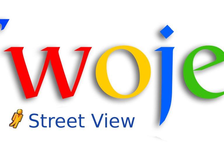 Twoje Street View.