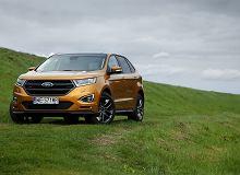 Ford Edge 2.0 TDCi | Pierwsza jazda | Desant z Ameryki