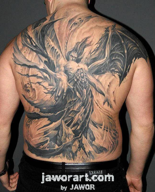 Tatuaż Jest Jak Piórka Tak Krzyże Nie Zdjęcie Nr 2
