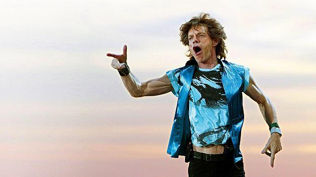 Jeden z najpopularniejszych rockmanów wszech czasów, po raz ósmy zostanie ojcem, i to w wieku 73 lat...