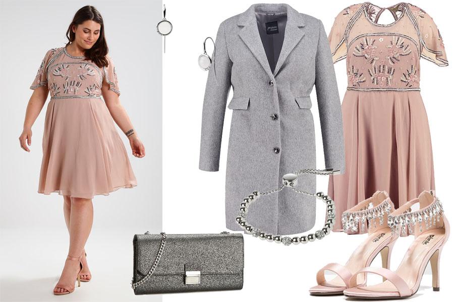 8a8cdaa30717 Sukienka na wesele dla puszystych - trzy gotowe stylizacje  Moda ...