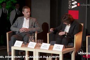 """Panel dyskusyjny """"Nadzieja dla Europy"""""""