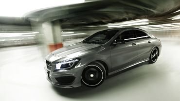 Mercedes CLA 200 | Test