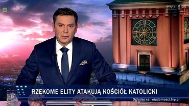 'Wiadomości' o filmie 'Kler'