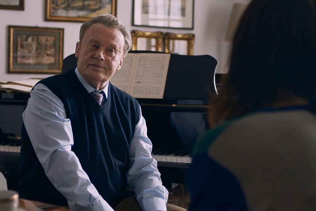 Daniel Olbrychski w filmie 'DJ' / Materiały prasowe