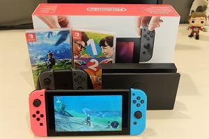 Nintendo ma powody do zadowolenia. Ich najnowsza konsola sprzedaje się naprawdę dobrze