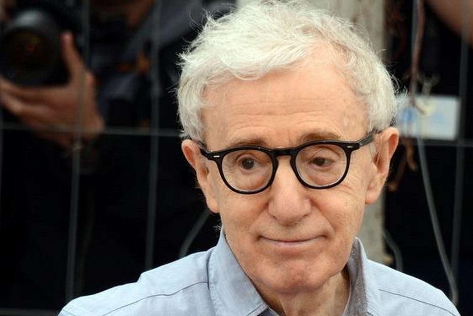 Woody Allen w Cannes, 2016