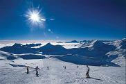 molltaler gletscher, narty w austrii, karyntia