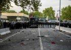 Reporter TVP zosta� pobity i zatrzymany przez policj� na W�grzech. Wyja�nia nam, co go spotka�o