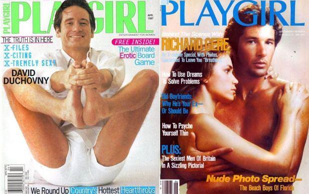 """""""Playgirl"""" ma ju� 40 lat. W tym magazynie mo�na by�o podziwia� wdzi�ki... obna�onych pan�w. Kto zdobi� ok�adki?"""