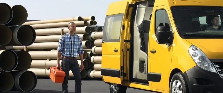 Renault Pro+ - wyjątkowa oferta dla polskiego biznesu. Duży dostawczak już od ok. 1100 zł miesięcznie