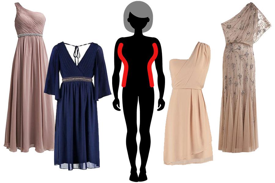 Idealne sukienki wieczorowe dla dziewczyn o dużym biuście