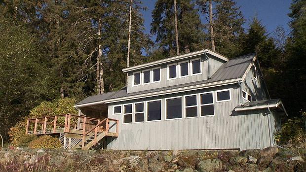 Dom na Alasce