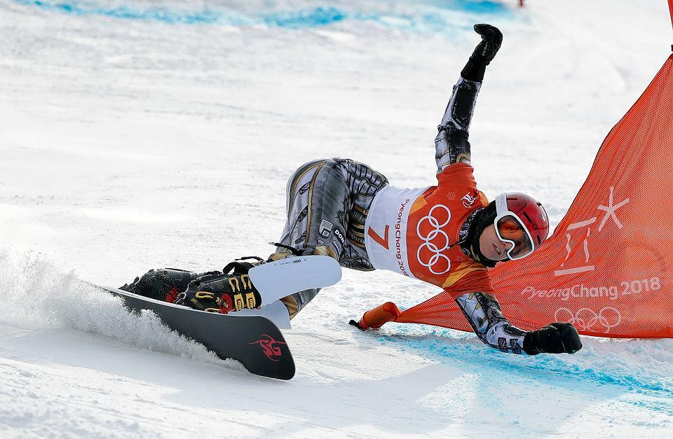 Ester Ledecka, igrzyska olimpijskie Pjongczang 2018