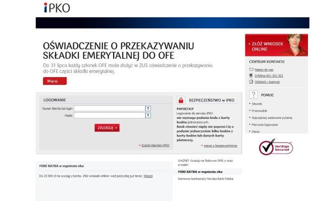 c63d09e4d54027 Atak phishingowy na klientów PKO BP.