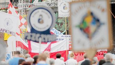 Pielgrzymka Rodziny Radia Maryja na Jasną Górę, Częstochowa, 10 lipca 2011 r.