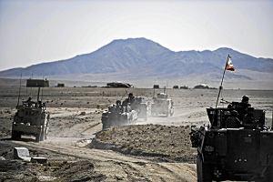 Zemke: Korupcja przy misjach wojskowych? To powinno wypala� si� �elazem