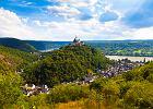 Niemcy. Zamki nad Renem i winnice nad Mozel� w pigu�ce