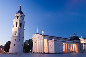 Największe atrakcje Litwy: Wilno - cz.1