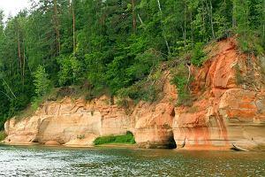 Najwi�ksze atrakcje �otwy: Park Narodowy Gauja