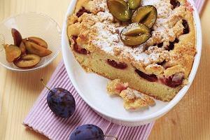 Ciasta ze �liwkami - 6 pomys��w na wypieki