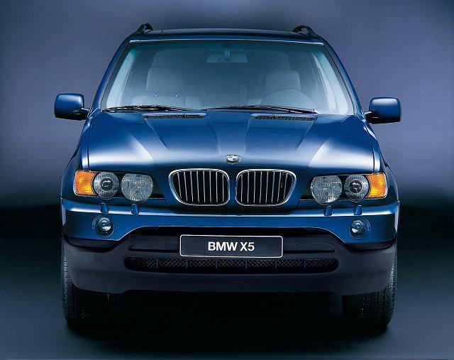 BMW X5 E53 (1999-2006)