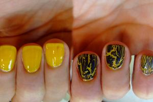 Nasz test - Shatter manicure