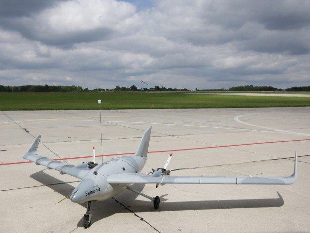 Polskie wojsko znowu zgubiło drona.